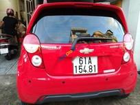 Cần bán lại xe Chevrolet Spark LTZ năm 2014, màu đỏ số tự động, 294 triệu