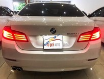 Bán BMW 5 Series 520i 2.0AT đời 2015, màu trắng, nhập khẩu