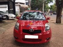Cần bán lại xe Toyota Yaris 1.3 AT đời 2008, màu đỏ, nhập khẩu nguyên chiếc