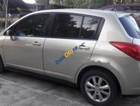 Cần bán xe Nissan Tiida 1.6AT 2008, nhập khẩu Nhật Bản chính chủ