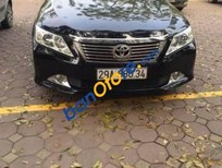 Chính chủ bán Toyota Camry 2.5Q 2013, màu đen
