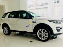 Bán LandRover Discovery Sport SE năm sản xuất 2017, màu trắng, nhập khẩu nguyên chiếc
