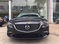 Mazda 6 Facelift 2017 - giao xe ngay - trả góp 85% - Mazda Lê Văn Lương
