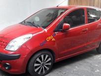 Cần bán lại xe Nissan Pixo 1.0 AT đời 2011, màu đỏ, nhập khẩu, 250 triệu
