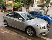 Cần bán xe Daewoo Lacetti đời 2011, màu bạc, xe nhập