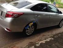 Bán Toyota Vios 1.5E đời 2015, màu bạc chính chủ