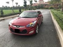 Cần bán gấp xe cũ Hyundai Veloster đời 2012, màu đỏ