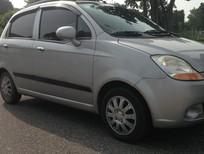 Gia đình cần bán xe Chevrolet Spark LT 2010, màu bạc
