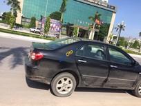 Bán Toyota Corolla altis G đời 2007, màu đen, nhập khẩu