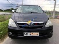 Cần bán Toyota Innova G 2006, màu đen số sàn