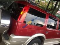 Cần bán xe Ford Everest năm sản xuất 2005, màu đỏ