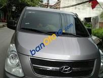 Bán Hyundai Starex 2.5 MT 2013, màu bạc, giá chỉ 700 triệu