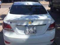 Bán ô tô Hyundai Accent 1.4 MT đời 2013, màu trắng, nhập khẩu, giá 430tr