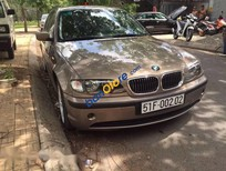 Cần bán BMW 3 Series 325i đời 2004, màu nâu