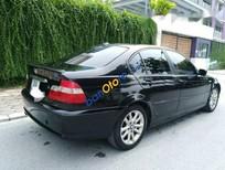 Bán xe BMW 3 Series 318i đời 2003, màu đen, nhập khẩu, giá 248tr