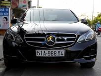 Bán Mercedes E250 đời 2014, màu đen
