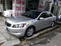Bán xe Honda Accord 2.4 AT đời 2008, màu bạc, nhập khẩu, giá chỉ 575 triệu