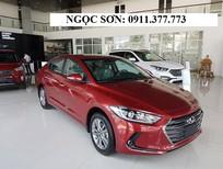 Bán ô tô Hyundai Elantra mới 2017, màu đỏ, 575 triệu,khuyến mãi 20 triệu,LH Ngọc Sơn:0911.377.773