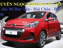 Bán ô tô Hyundai i10 mới 2017, màu đỏ, 330 triệu. Lhệ: Ngọc Sơn: 0911.377.773