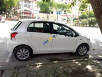 Cần bán xe Toyota Yaris 1.3AT đời 2010, màu trắng, nhập khẩu nguyên chiếc xe gia đình, giá chỉ 430 triệu
