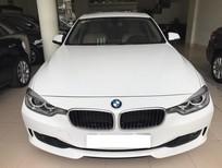 BMW 320i màu trắng đời 2015, xe nhập nguyên chiếc từ Đức