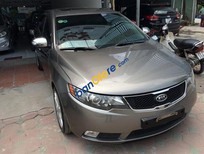 Cần bán gấp Kia Forte SLi năm 2009, màu xám, nhập khẩu