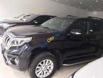 Cần bán xe Toyota Prado đời 2016, màu đen, nhập khẩu nguyên chiếc