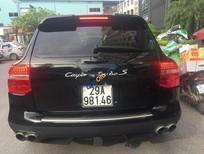 Bán ô tô Porsche Cayenne S đời 2008, màu đen, xe nhập xe gia đình