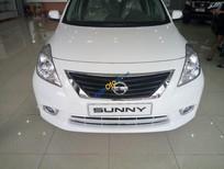 Bán Nissan Sunny XV sản xuất 2017, màu trắng