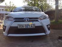 Cần bán gấp Toyota Yaris G đời 2015, màu trắng, xe nhập còn mới, 645 triệu