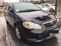 Cần bán xe Toyota Corolla altis 1.8AT đời 2008, màu đen