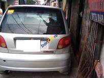 Cần bán lại xe Daewoo Matiz SE năm 2008, màu bạc