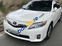 Bán ô tô Toyota Camry XLE sản xuất 2011, màu trắng, nhập khẩu nguyên chiếc chính chủ, giá tốt