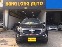 Bán ô tô Kia Sportage 2.0AT đời 2014, màu đen, nhập khẩu Hàn Quốc số tự động, giá 650tr