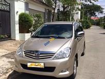 Cần bán Toyota Innova 2.0 G 2010, máy êm, sơn zin, xe gia đình