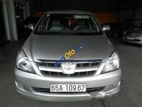 Cần bán gấp Toyota Innova G đời 2006, màu bạc, giá tốt