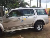 Bán xe Ford Everest sản xuất năm 2009, màu bạc