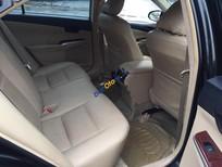 Cần bán lại xe Toyota Camry 2.0E đời 2012, màu đen
