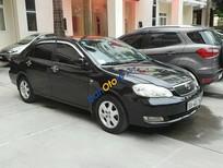 Cần bán Toyota Corolla altis 1.8 sản xuất 2008, màu đen