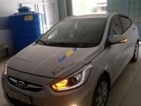 Bán ô tô Hyundai Accent 1.4 MT đời 2014, màu bạc, xe nhập giá cạnh tranh