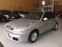 Bán ô tô Daewoo Lanos SX đời 2001, màu bạc giá cạnh tranh
