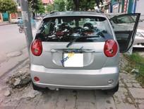 Cần bán xe Chevrolet Spark LT đời 2010, màu bạc chính chủ
