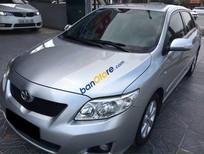 Bán xe Toyota Corolla altis 1.8 sản xuất 2009, màu bạc như mới