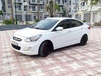 Cần bán Hyundai Accent đời 2011, màu trắng, nhập khẩu, xe gia đình, giá 406tr