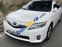 Cần bán gấp Toyota Camry sản xuất 2011, màu trắng chính chủ