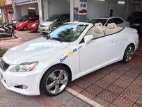 Bán Lexus IS 250C năm sản xuất 2010, màu trắng, xe nhập