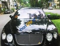 Bán Bentley Continental đời 2005, màu đen, nhập khẩu nguyên chiếc