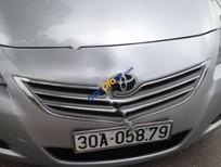 Bán ô tô Toyota Yaris 1.3 AT 2010, màu bạc, nhập khẩu chính chủ