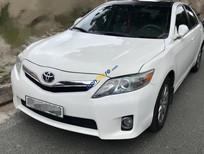 Cần bán Toyota Camry XLE Hybrid sản xuất 2011, màu trắng, nhập khẩu chính chủ, giá tốt