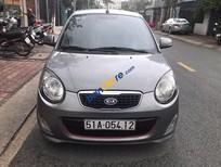Cần bán lại xe Kia Morning đời 2011, màu xám số tự động, 265tr